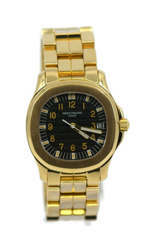 Patek Philippe Aquanaut 18K Yellow Gold Watch 5066/1J