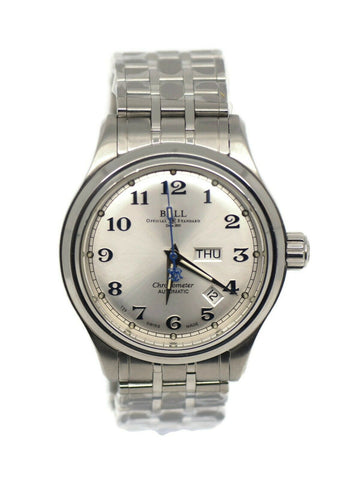 Ball Engineer II Sixty Seconds Stainless Steel Watch NM1058D