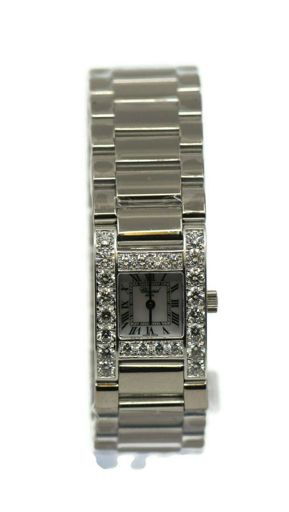 Chopard Your Hour Diamond 18K White Gold Watch 10/6928