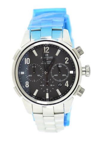 Perrelet Class-T Chronograph Stainless Steel Watch A1069/B