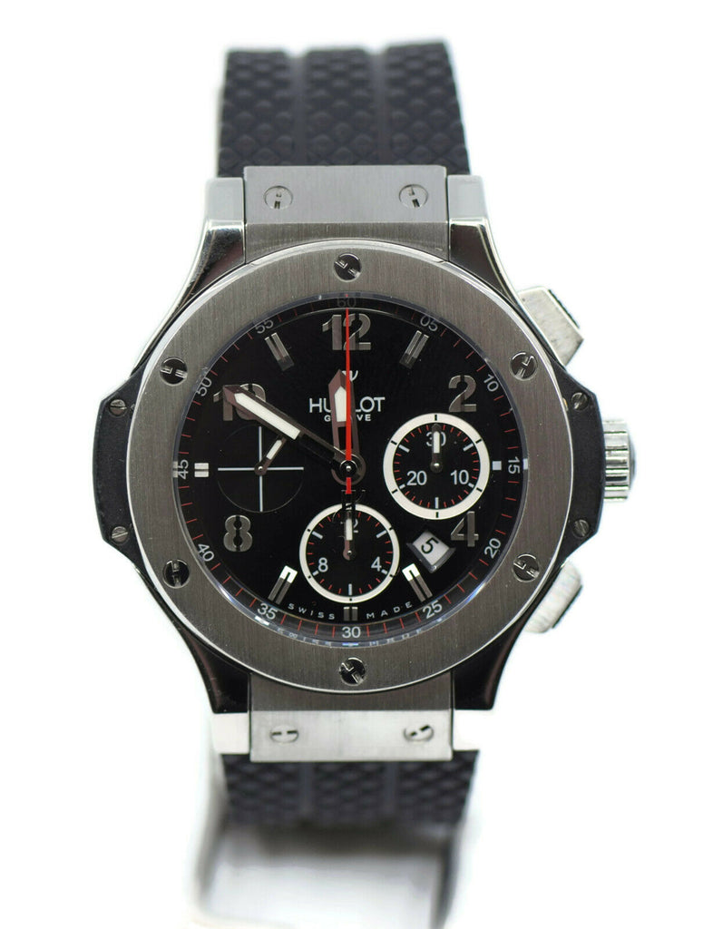 Hublot Big Bang Chronograph Stainless Steel Watch 301.SX.130.RX
