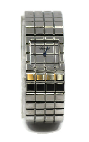 Chopard Ice Cube Stainless Steel Watch 11/8898