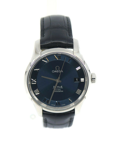 Omega DeVille Co-Axial Stainless Steel Watch 431.13.41.21.03.001