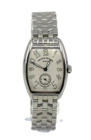 Franck Muller Casablanca Stainless Steel Watch 7502