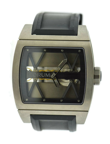 Corum T-Bridge Titanium Watch 007.400.06/F371 0000