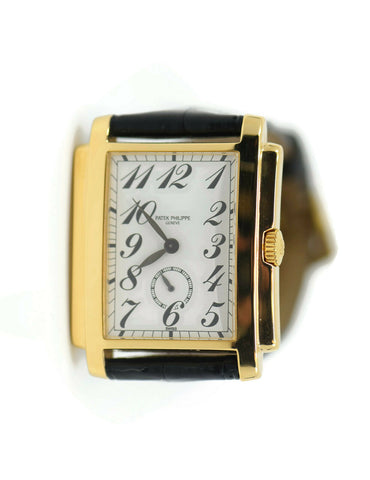 Patek Philippe Gondolo 18K Yellow Gold Watch 5024J