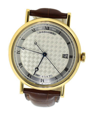 Breguet Classique 18K Yellow Gold Watch 5177BA