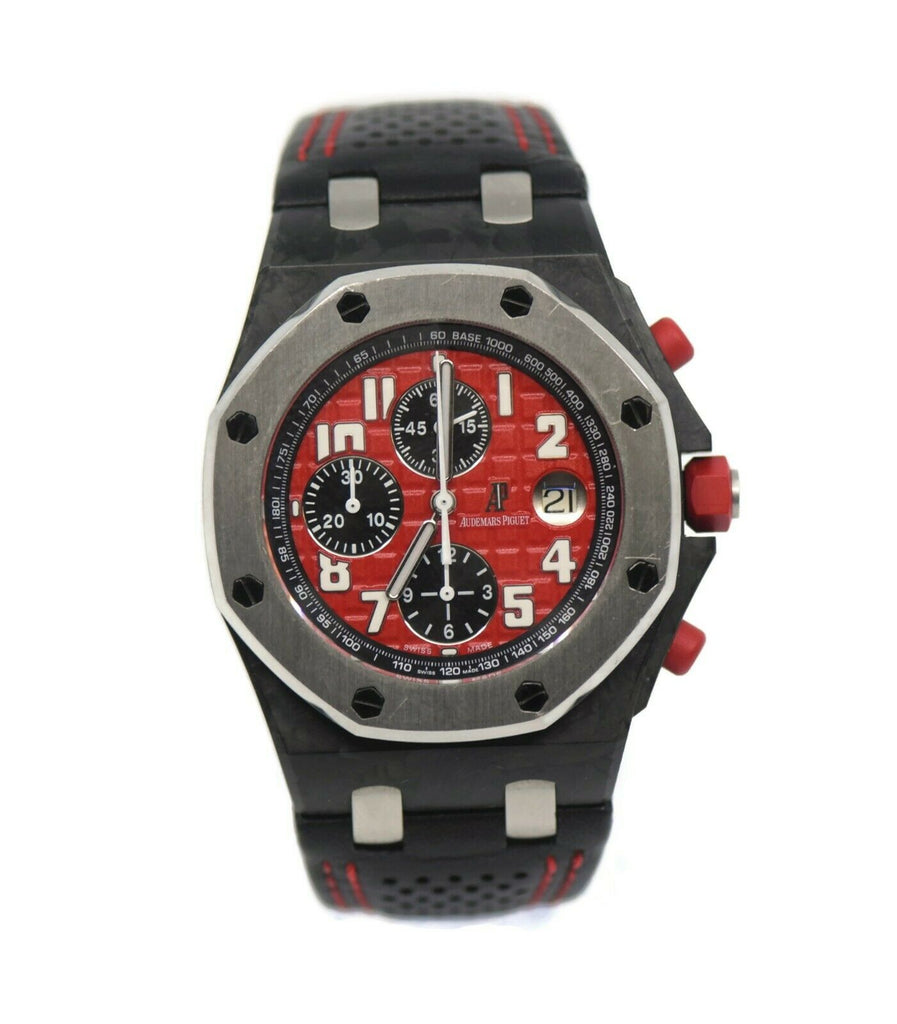 Audemars Piguet Royal Oak Offshore Singapore Grand Prix Carbon Watch 26190OS