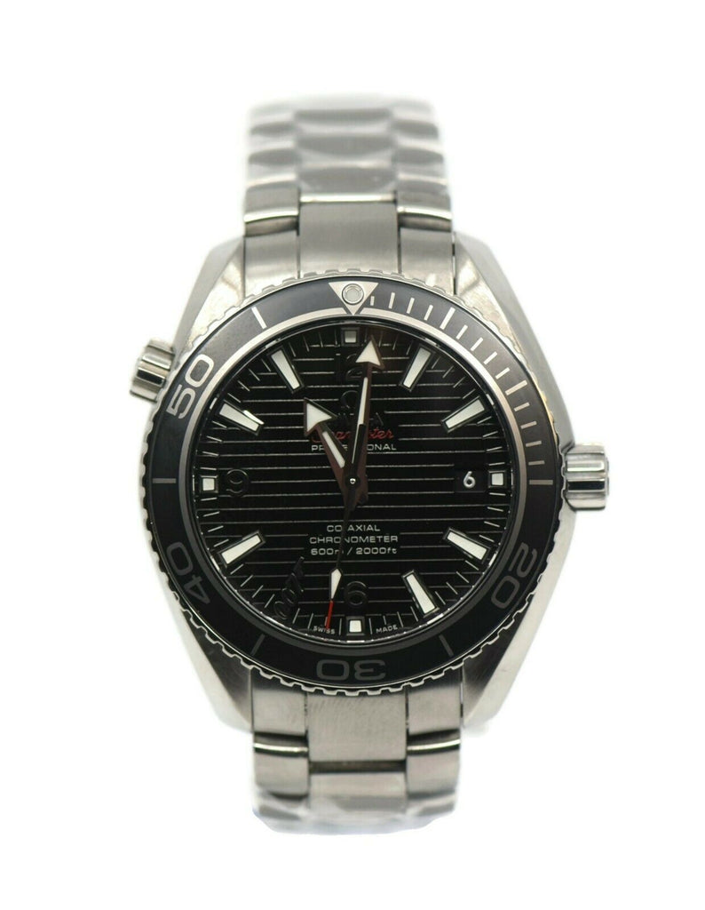 Omega Seamaster Skyfall Planet Ocean Stainless Steel Watch 232.30.42.21.01.004