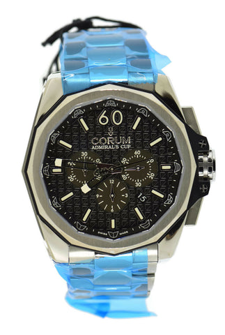 Corum Admiral's Cup AC One 45 Chronograph Titanium Watch 132.201.04