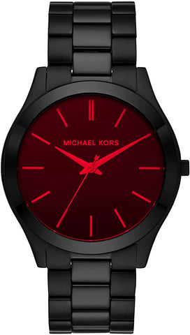 Michael Kors Slim Runway Stainless Steel Watch MK8734