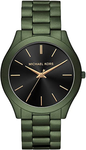 Michael Kors Slim Runway Stainless Steel Watch MK8715