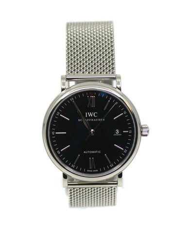 IWC Portofino Stainless Steel Watch IW356506