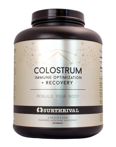 Surthrival Colostrum 2 Kilo