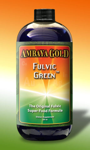 Ambaya Gold Fulvic Green