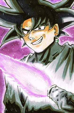 Dragon Ball Super: Goku Black
