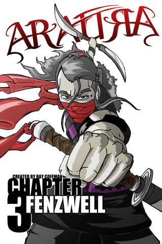 Araura Chapter 3: Fenzwell (digital) (FREE!)