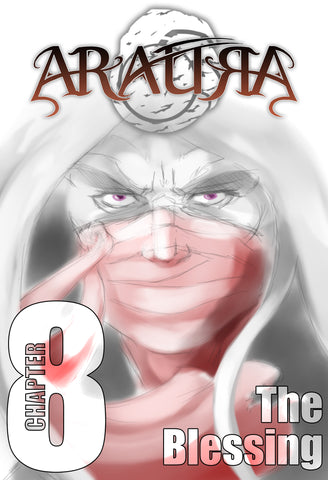 Araura Chapter 8: The Blessing (digital)