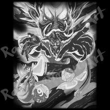 "Load image into Gallery viewer, ""Wrath of the Wizard"" T-Shirt by Ray Coffman"