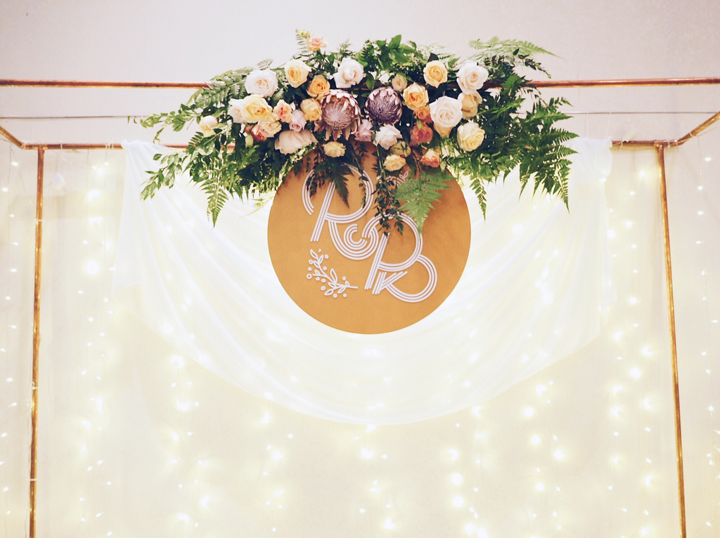 Vintage Copper Wedding @ The Westin Hotel