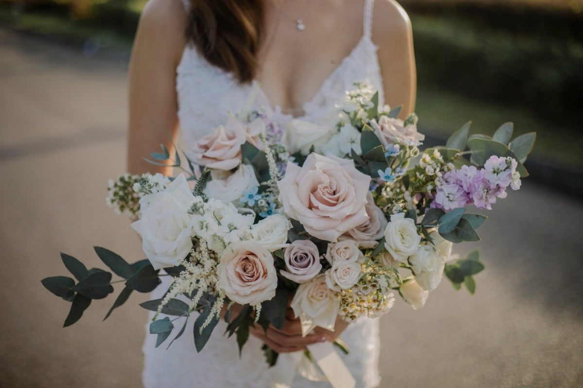 Bespoke Bridal Bouquet - Customization