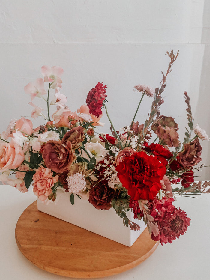 Long Table Centerpiece Workshop - 18th April 2020