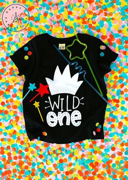 PERFECT SHIRTS FOR YOUR WILD ONE!