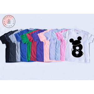MR. MOUSE EIGHT TEE