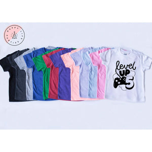 LEVEL UP FIVE - TEE