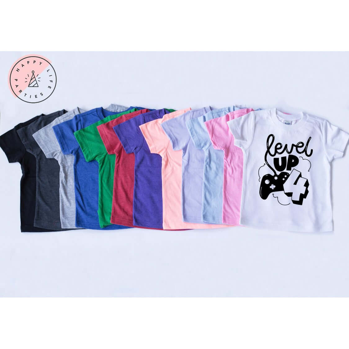 LEVEL UP FOUR - TEE