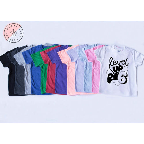 LEVEL UP SIX - TEE
