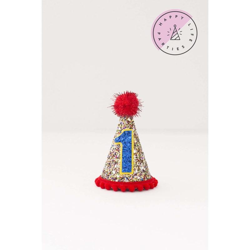 CIRCUS ONE PARTY HAT