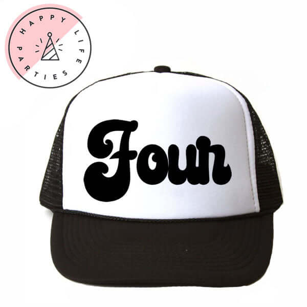 GROOVY FOUR HAT