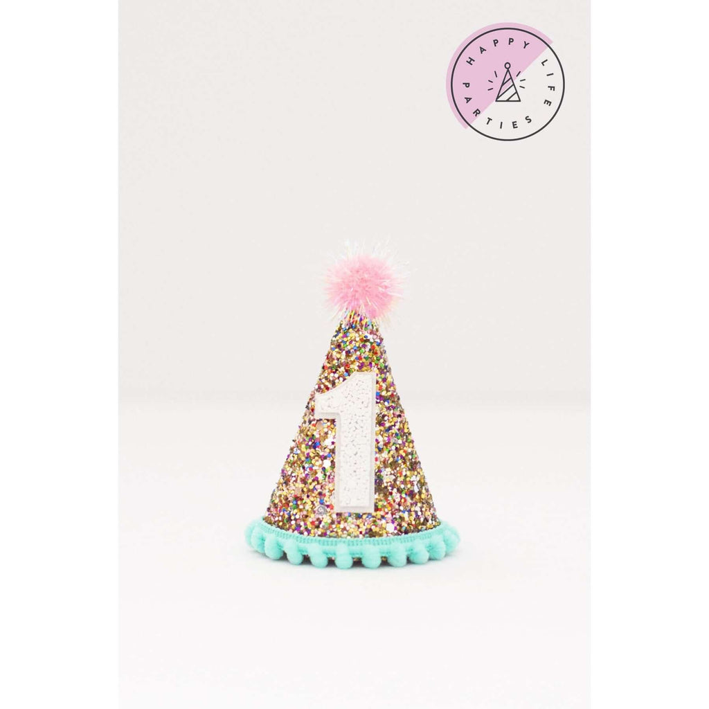 FUNFETTI PARTY HAT
