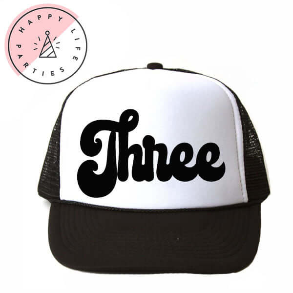 GROOVY THREE HAT