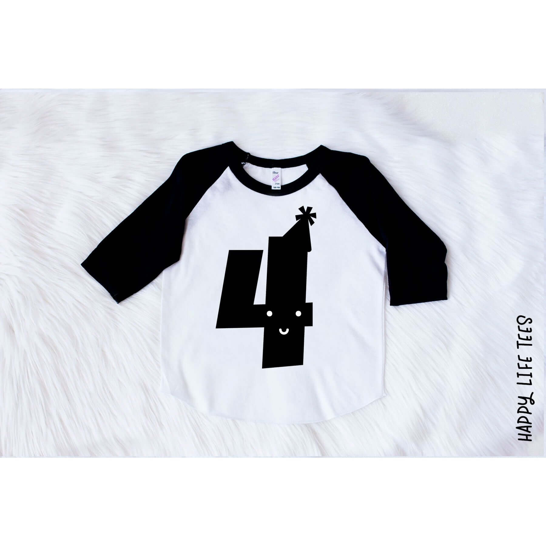MR FOUR RAGLAN