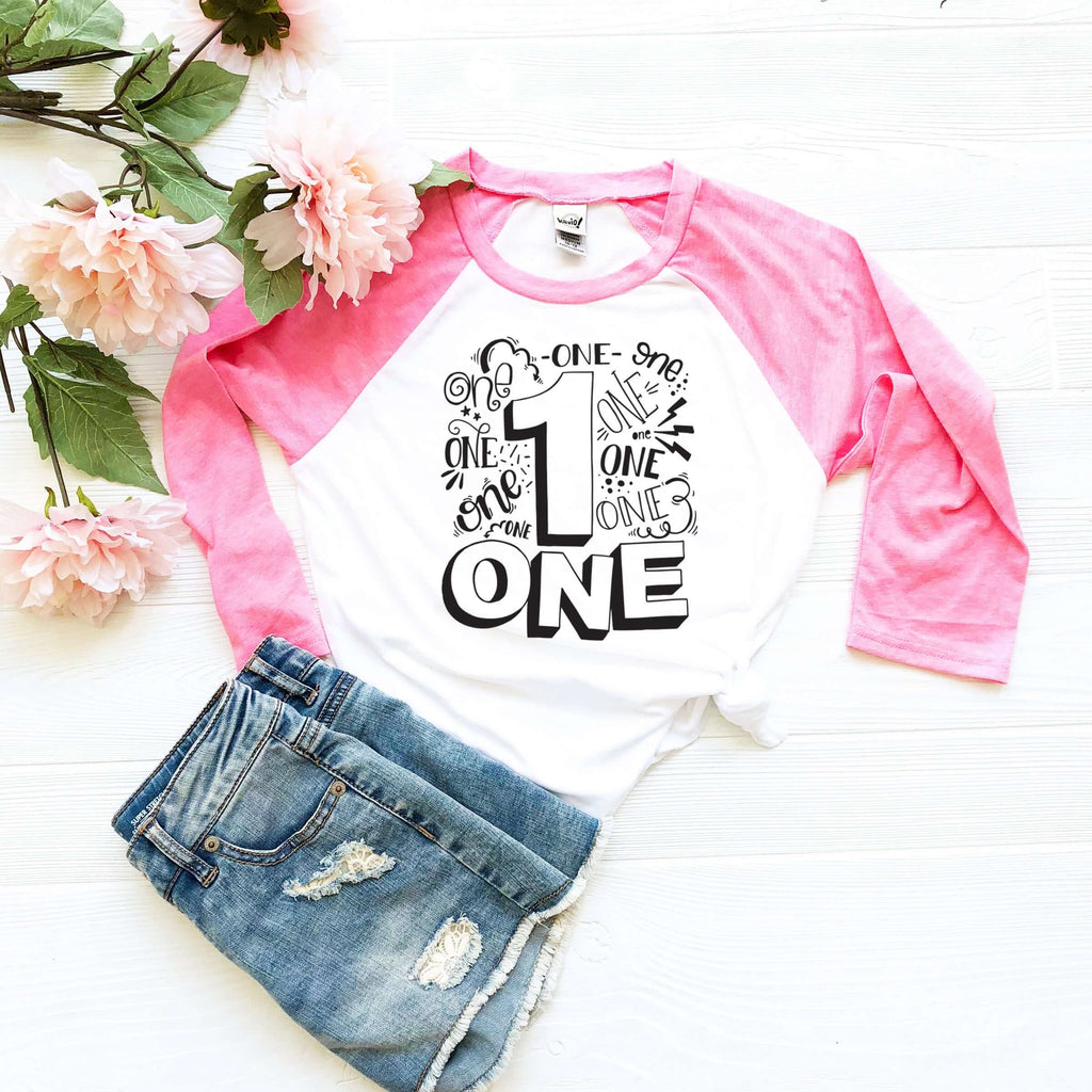 One Celebration - RAGLAN