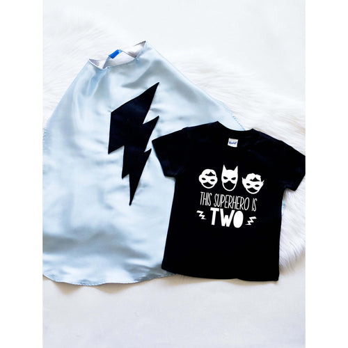 Boys 2nd Birthday HAPPY LIFE TEES