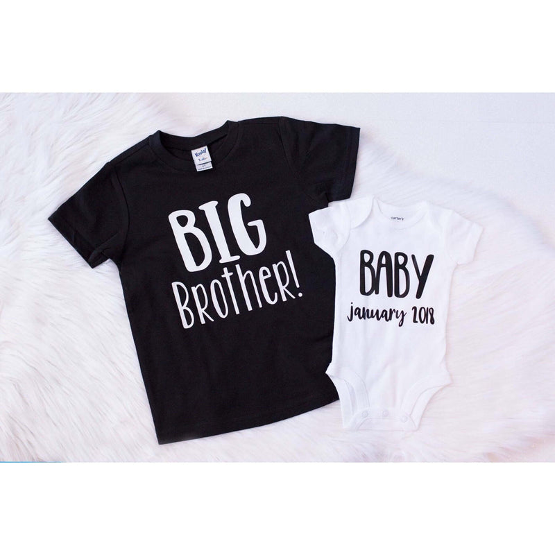 Big Brother & Baby Coming Soon