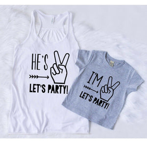 IM TWO LETS PARTY SET