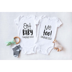 Oh Baby twin set