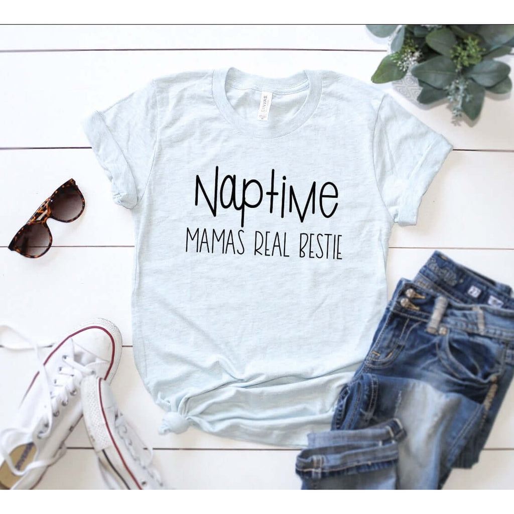 NAPTIME mamas best friend tee
