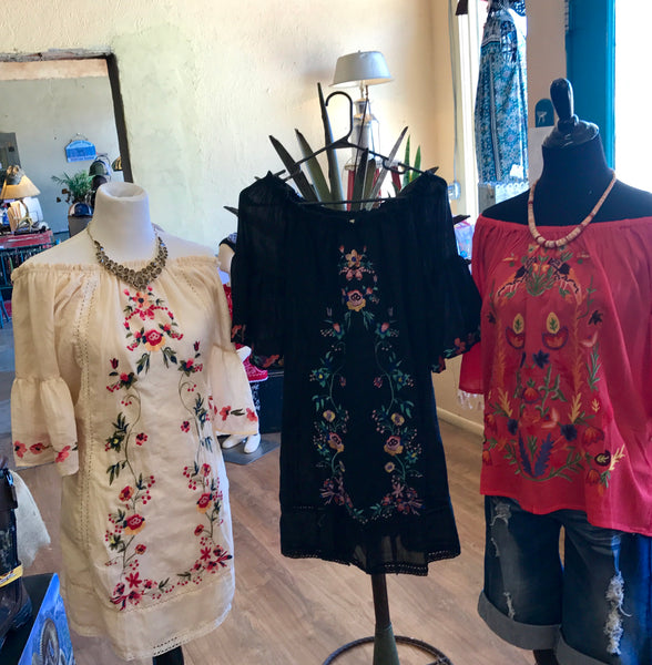 Tops, Tunic's, and Dresses