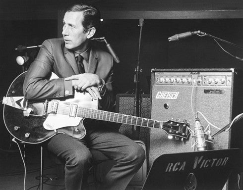 The More You Know - A Look At Chet Atkins And His Playing Style