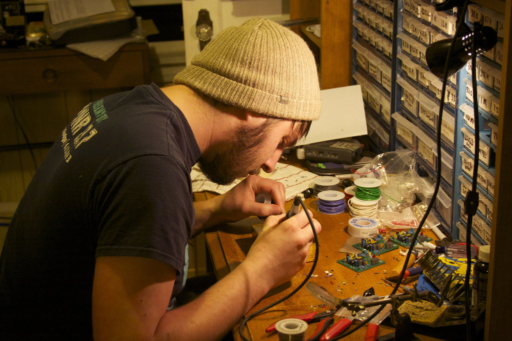 The More You Know - Local Pedal Builder Colin Croy and His Company CroyTone