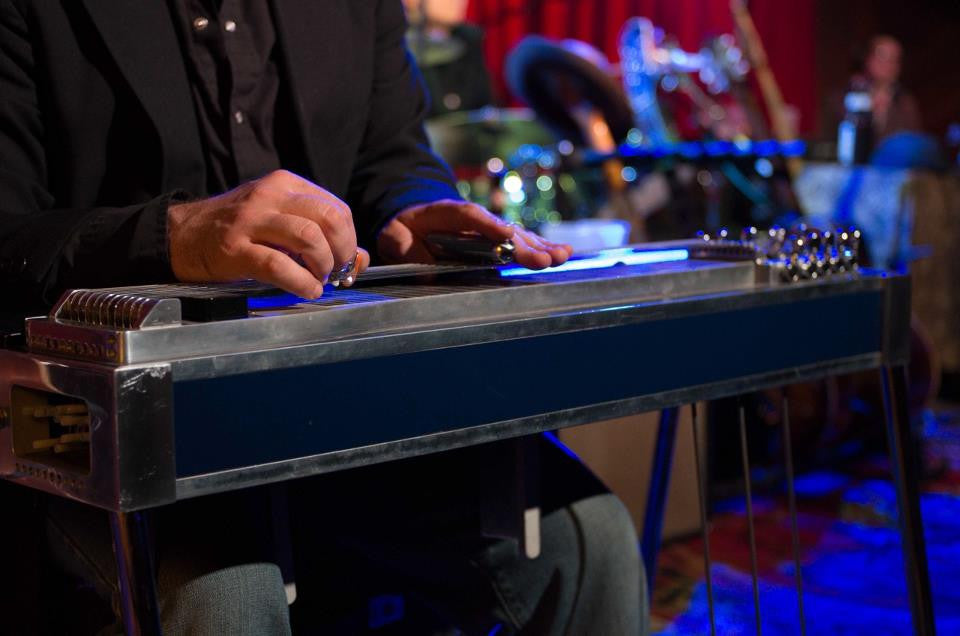 The More You Know - Pedal Steel Guitar - A Primer For Guitarists