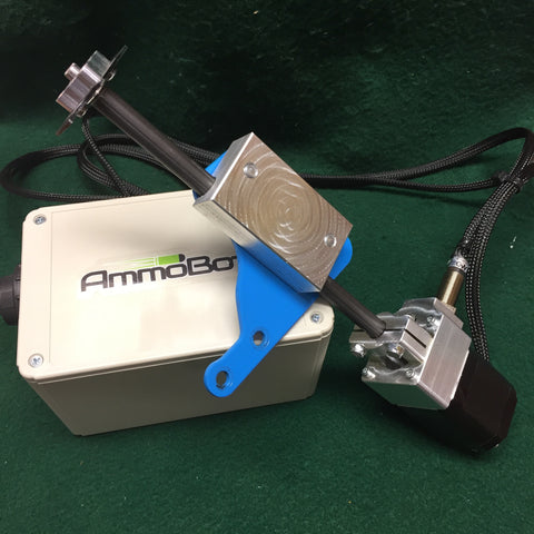 AmmoBot Case Extraction Unit - AmmoBot Dillon 1050 Auto Drive - AmmoBot
