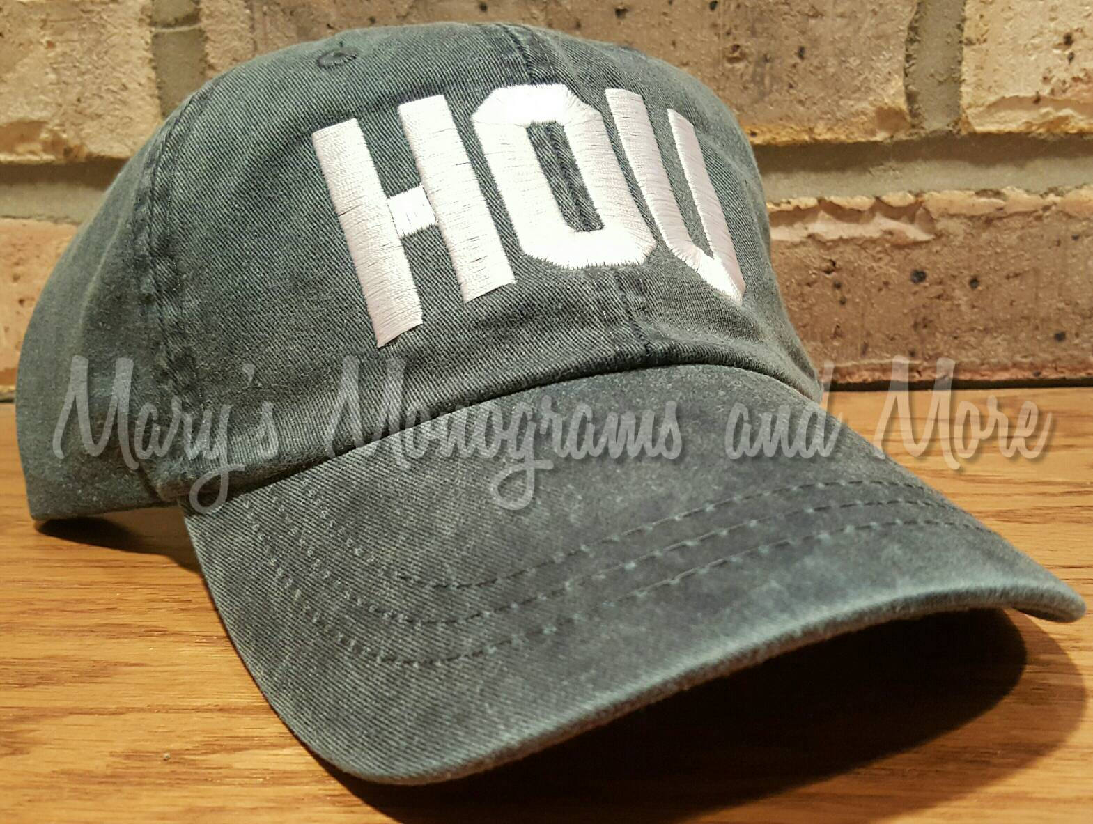 HOU Airport Code Hat