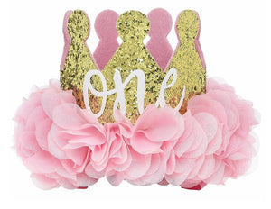 "Princess ""ONE"" Tiara"