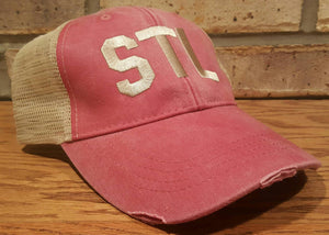 STL Airport Code Trucker Hat